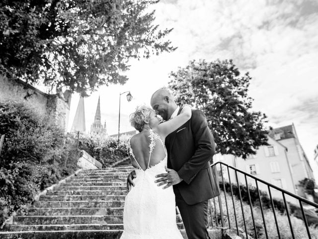 Le mariage de Garry et Sophie à Chartres, Eure-et-Loir 55