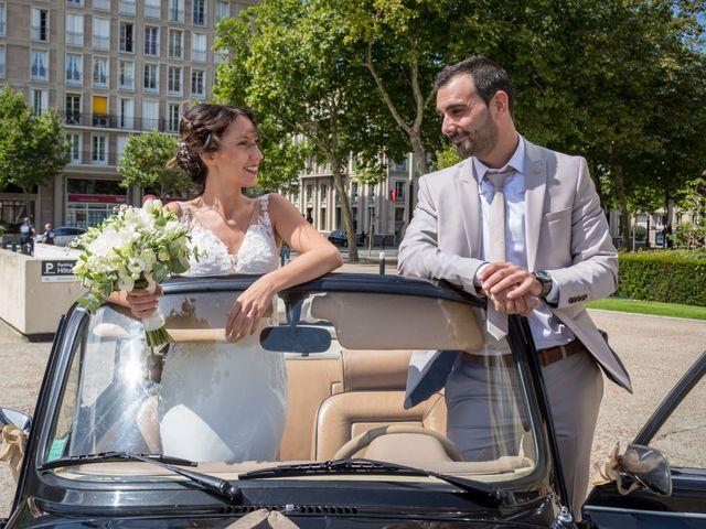 Le mariage de David et Ségolène à Le Havre, Seine-Maritime 78