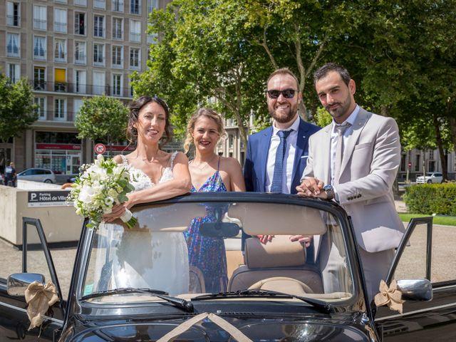Le mariage de David et Ségolène à Le Havre, Seine-Maritime 79