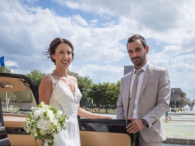 Le mariage de David et Ségolène à Le Havre, Seine-Maritime 85