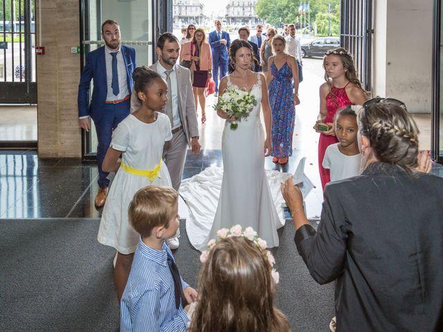 Le mariage de David et Ségolène à Le Havre, Seine-Maritime 92
