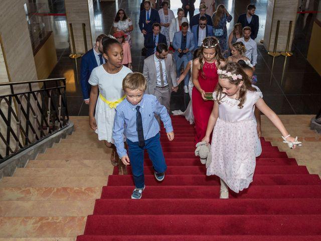 Le mariage de David et Ségolène à Le Havre, Seine-Maritime 93