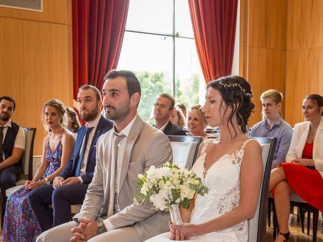 Le mariage de David et Ségolène à Le Havre, Seine-Maritime 98