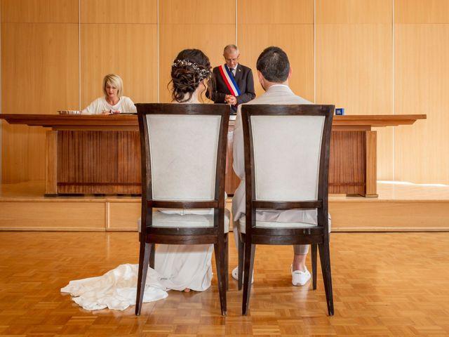 Le mariage de David et Ségolène à Le Havre, Seine-Maritime 101
