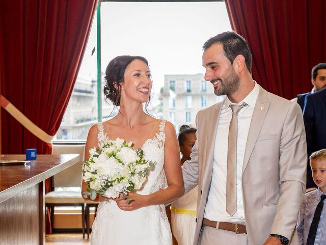 Le mariage de David et Ségolène à Le Havre, Seine-Maritime 121