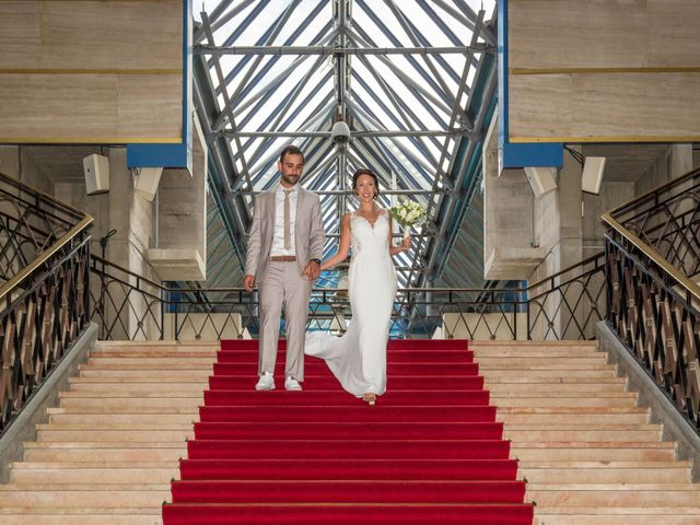 Le mariage de David et Ségolène à Le Havre, Seine-Maritime 124