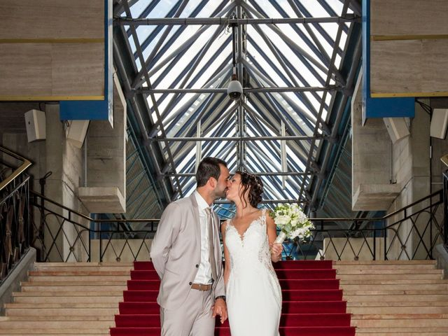 Le mariage de David et Ségolène à Le Havre, Seine-Maritime 125