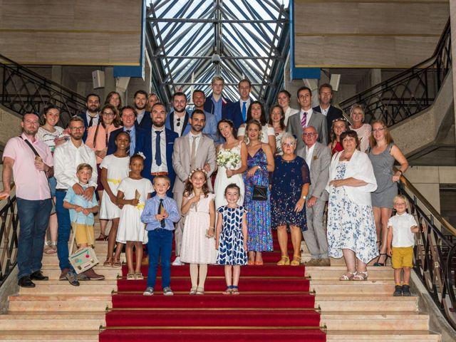 Le mariage de David et Ségolène à Le Havre, Seine-Maritime 126