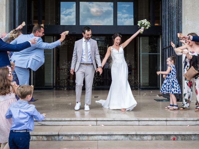 Le mariage de David et Ségolène à Le Havre, Seine-Maritime 130