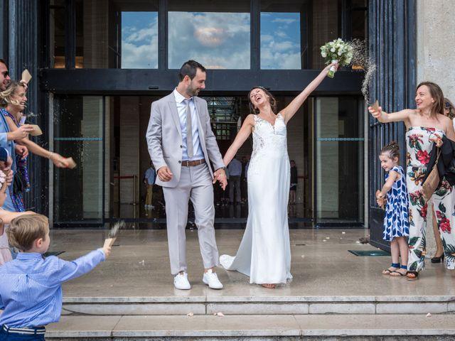 Le mariage de David et Ségolène à Le Havre, Seine-Maritime 131