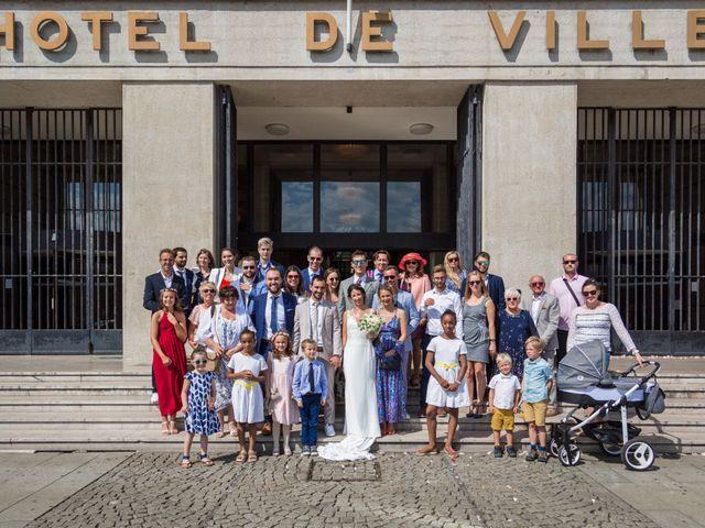 Le mariage de David et Ségolène à Le Havre, Seine-Maritime 134