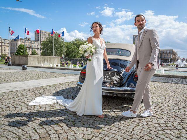 Le mariage de David et Ségolène à Le Havre, Seine-Maritime 136