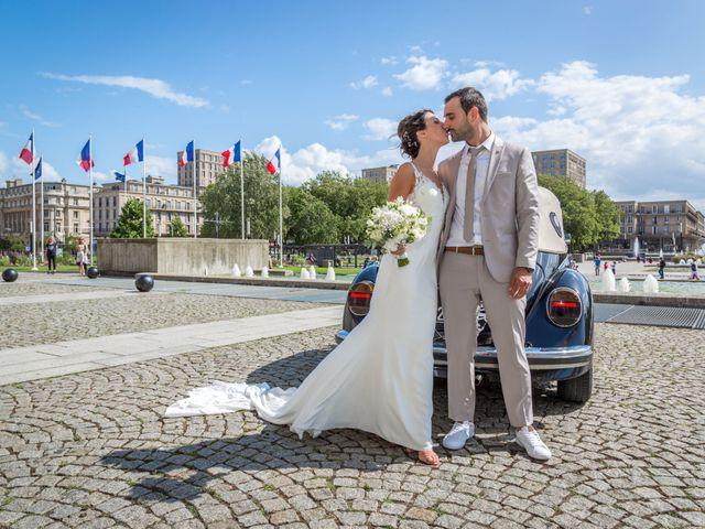Le mariage de David et Ségolène à Le Havre, Seine-Maritime 137