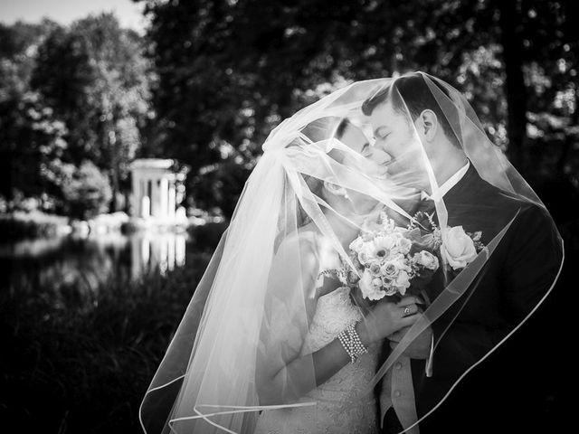 Le mariage de Tiffany et Maxime