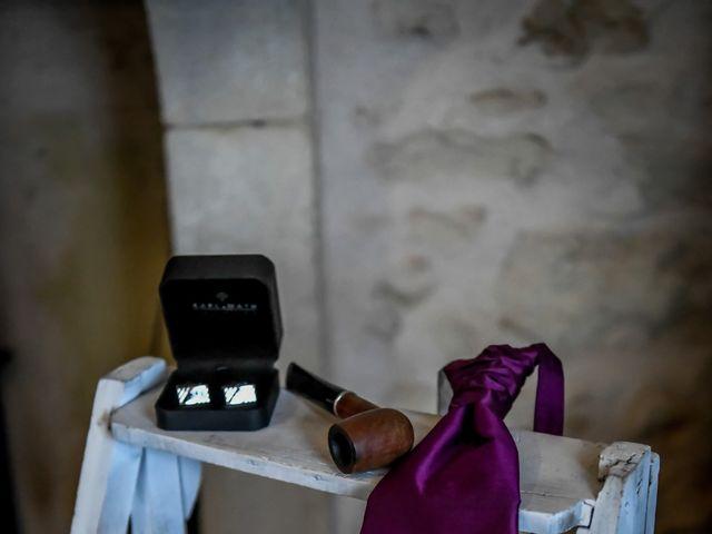 Le mariage de Karl et Ophélie à Gouex, Vienne 19