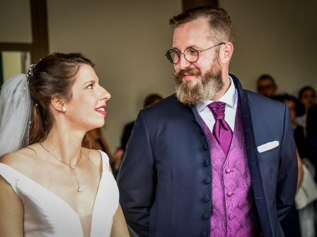 Le mariage de Karl et Ophélie à Gouex, Vienne 46