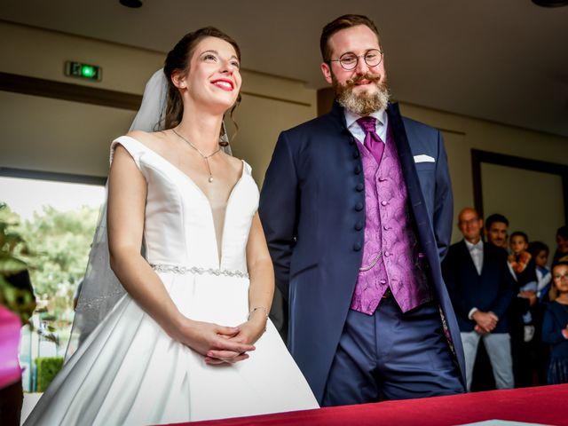 Le mariage de Karl et Ophélie à Gouex, Vienne 49
