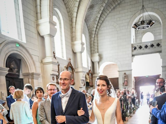 Le mariage de Karl et Ophélie à Gouex, Vienne 63