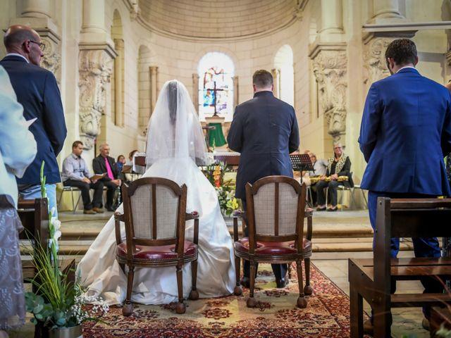 Le mariage de Karl et Ophélie à Gouex, Vienne 65
