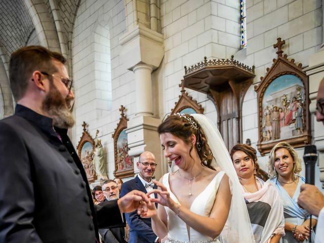 Le mariage de Karl et Ophélie à Gouex, Vienne 70