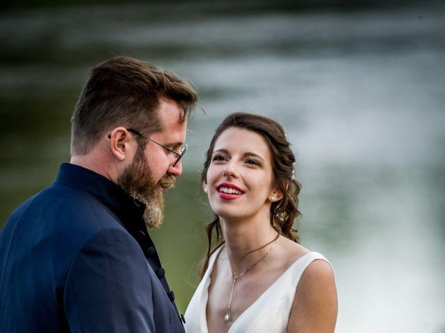 Le mariage de Karl et Ophélie à Gouex, Vienne 90
