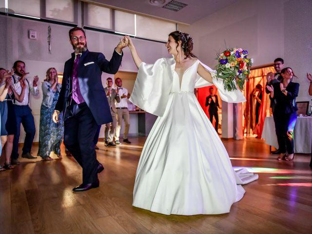 Le mariage de Karl et Ophélie à Gouex, Vienne 100
