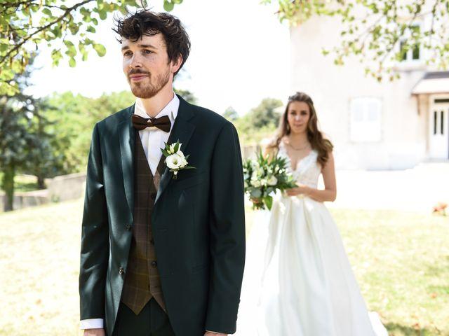 Le mariage de Marc et Marion à Poligny, Jura 12