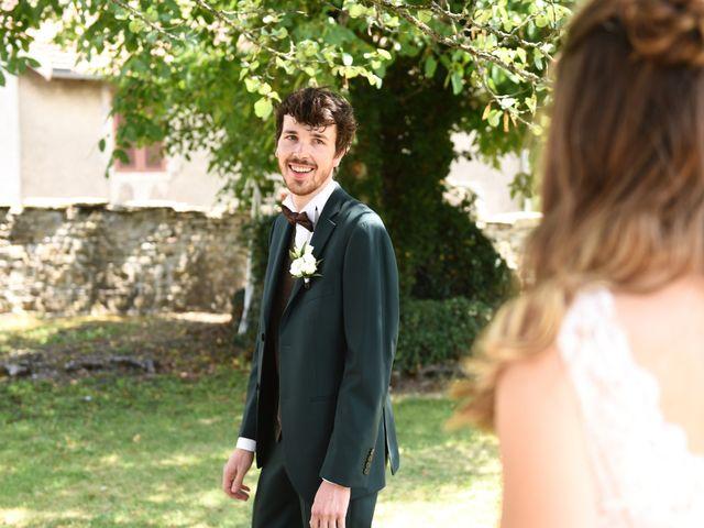 Le mariage de Marc et Marion à Poligny, Jura 13