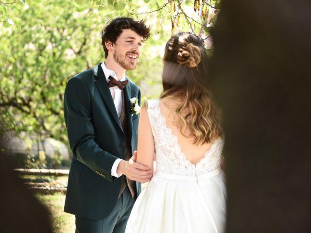 Le mariage de Marc et Marion à Poligny, Jura 14