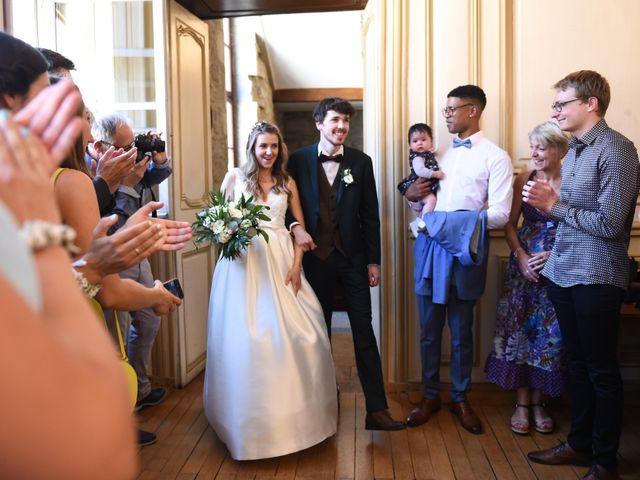 Le mariage de Marc et Marion à Poligny, Jura 16