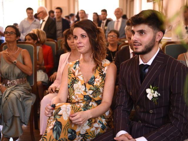 Le mariage de Marc et Marion à Poligny, Jura 17