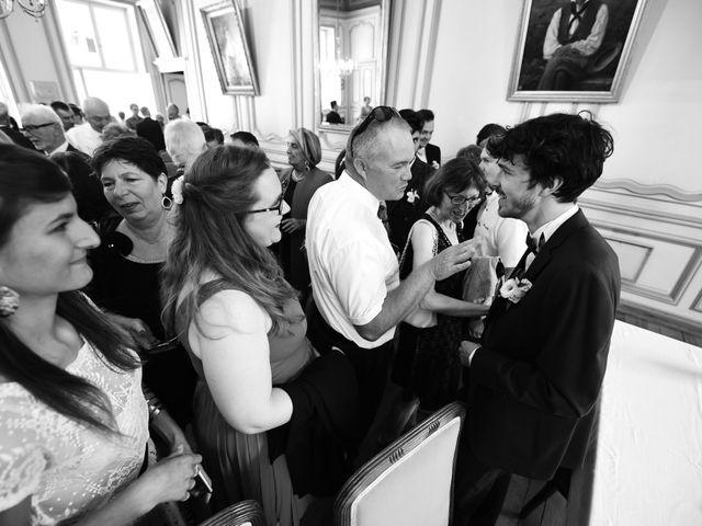 Le mariage de Marc et Marion à Poligny, Jura 22