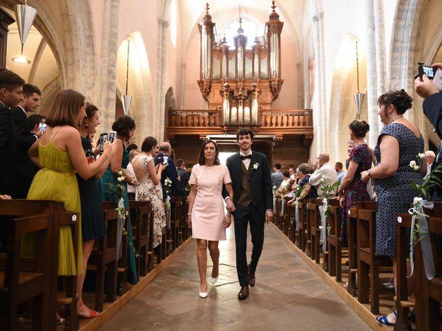 Le mariage de Marc et Marion à Poligny, Jura 23