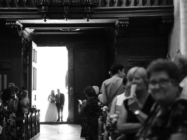 Le mariage de Marc et Marion à Poligny, Jura 25