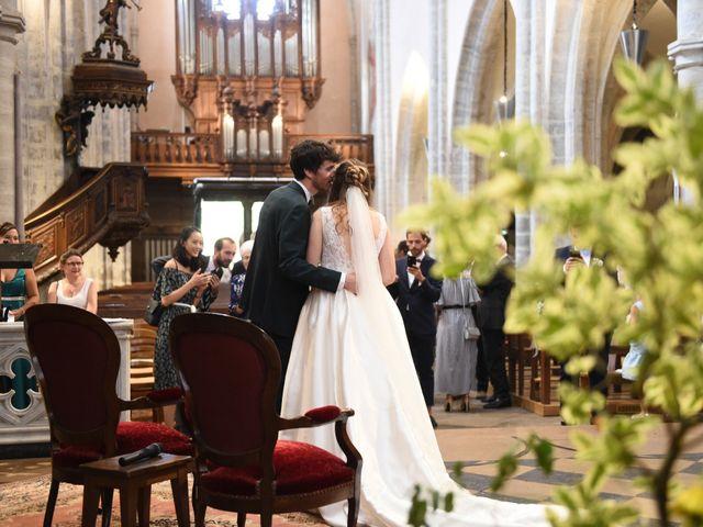 Le mariage de Marc et Marion à Poligny, Jura 33