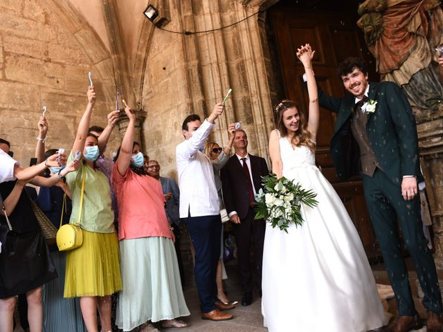 Le mariage de Marc et Marion à Poligny, Jura 35