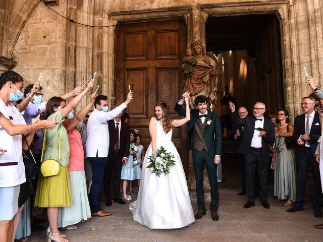 Le mariage de Marc et Marion à Poligny, Jura 36