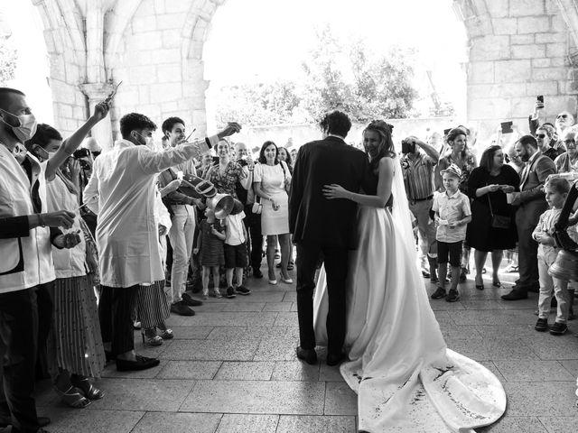 Le mariage de Marc et Marion à Poligny, Jura 37