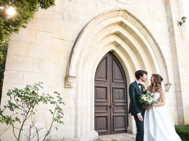 Le mariage de Marc et Marion à Poligny, Jura 51
