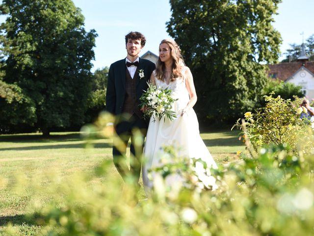 Le mariage de Marc et Marion à Poligny, Jura 54