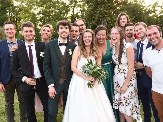 Le mariage de Marc et Marion à Poligny, Jura 61