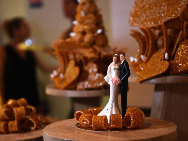 Le mariage de Marc et Marion à Poligny, Jura 90