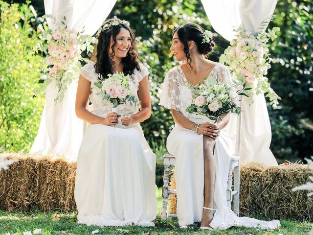 Le mariage de Clara et Laura à Fontenay-Trésigny, Seine-et-Marne 48