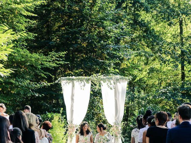Le mariage de Clara et Laura à Fontenay-Trésigny, Seine-et-Marne 53