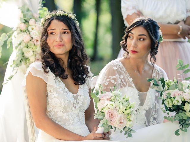 Le mariage de Clara et Laura à Fontenay-Trésigny, Seine-et-Marne 55