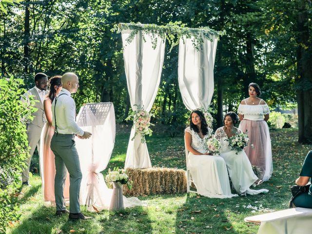 Le mariage de Clara et Laura à Fontenay-Trésigny, Seine-et-Marne 59