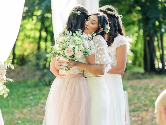 Le mariage de Clara et Laura à Fontenay-Trésigny, Seine-et-Marne 65