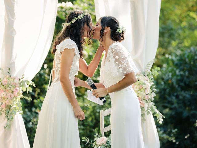 Le mariage de Clara et Laura à Fontenay-Trésigny, Seine-et-Marne 70