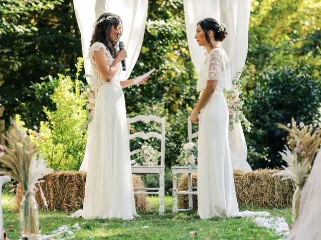 Le mariage de Clara et Laura à Fontenay-Trésigny, Seine-et-Marne 71