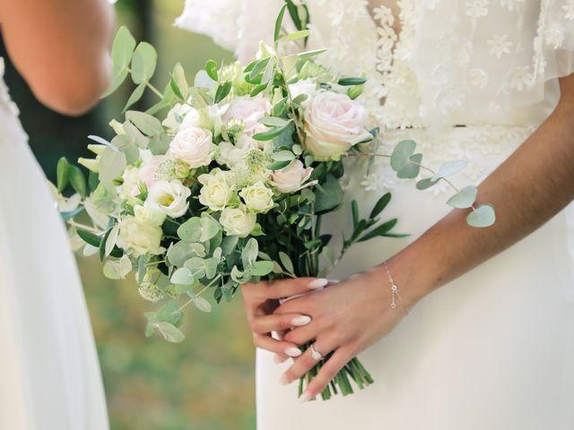 Le mariage de Clara et Laura à Fontenay-Trésigny, Seine-et-Marne 73